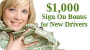 $1,000 Sign On Bonus
